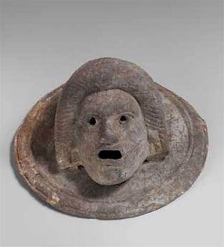 Guetteurs et tocsin Non, le masque grec n'est pas un
