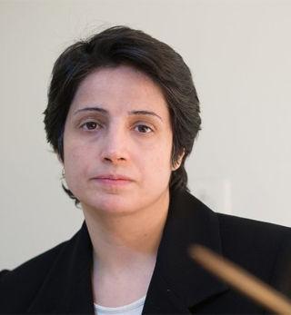 Guetteurs et tocsin Iran : mobilisons-nous pour Nasrin Sotoudeh