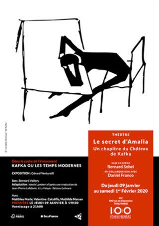 Soutien solidaire Le secret d'Amalia