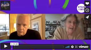 Au fil des jours Conversation avec Tim Robbins et Ariane Mnouchkine