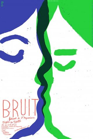 Progagande active BRUIT – Festival de l'Aquarium