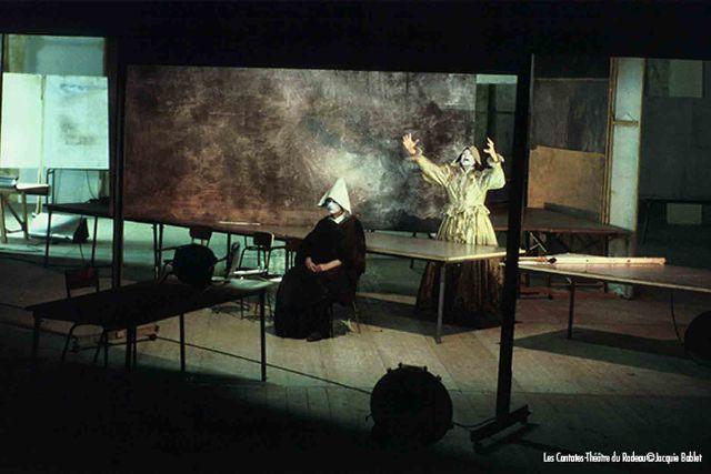 Les Cantates, Le Théâtre du Radeau © Jacquie Bablet