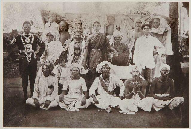 Perungattur Kuttu Company -  © P. Rajagopal