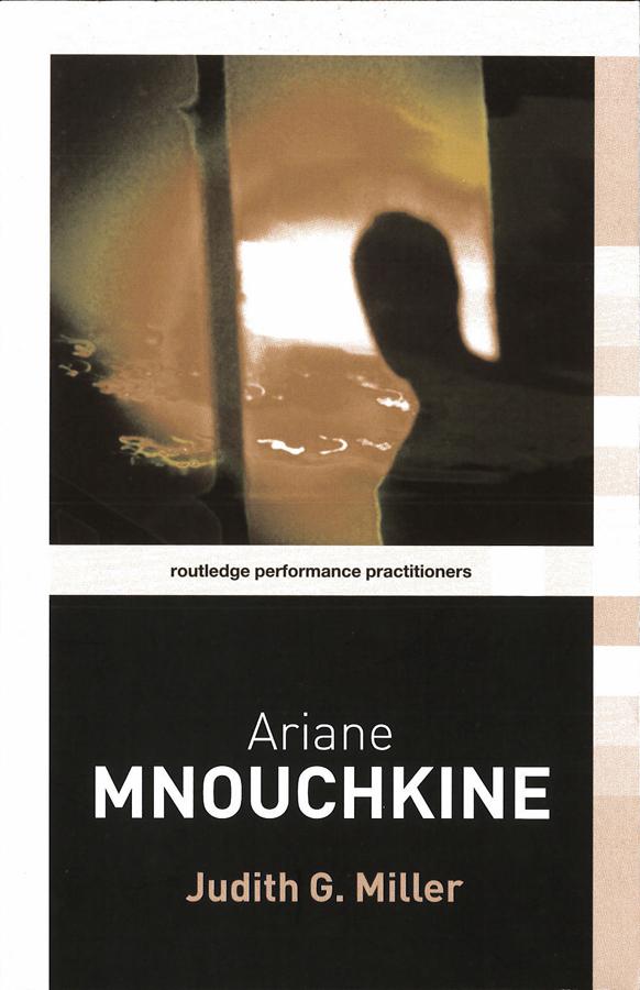 livre Ariane Mnouchkine en anglais