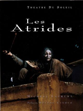 livre Les Atrides / Les Choéphores et Les Euménides  1992