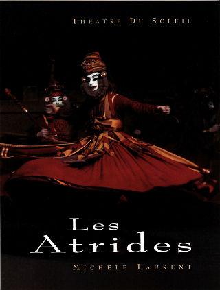 livre Les Atrides / Iphigénie et Agamemnon 1992