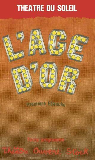 livre L'Age d'or 1975