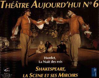 livre Théâtre Aujourd'hui n°6 1998