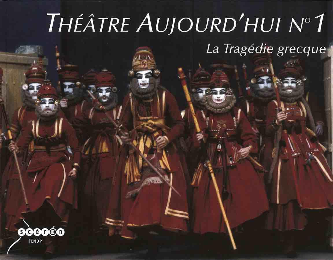 livre Théâtre Aujourd'hui n°1 en français