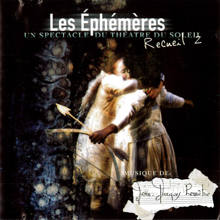Audio Les Ephémères - recueil 2