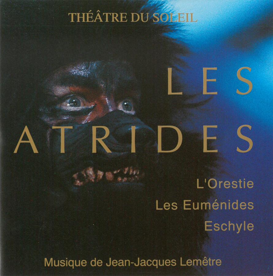 Audio Les Euménides