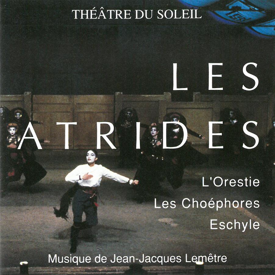 Audio Les Choéphores