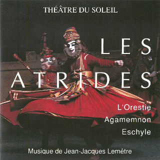 couverture Audio Agamemnon 1992