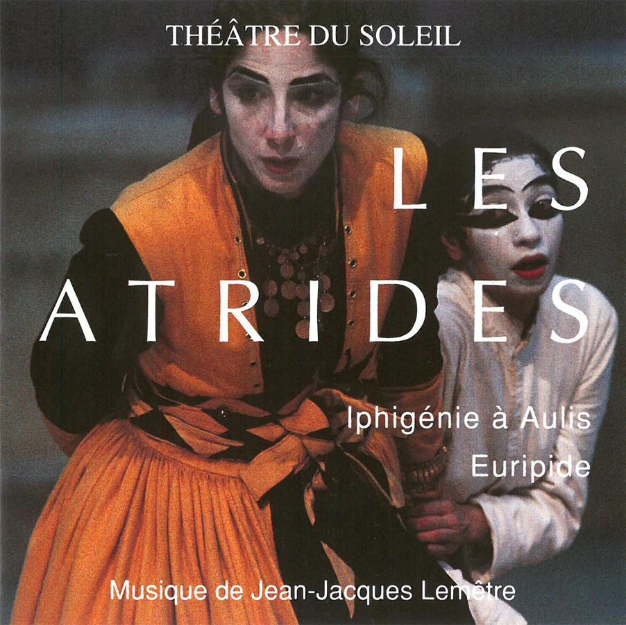 Audio Iphigénie à Aulis