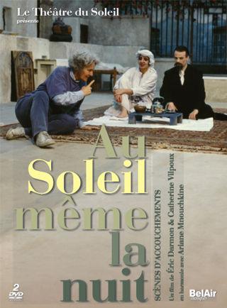 couverture Film Au Soleil même la nuit 1997