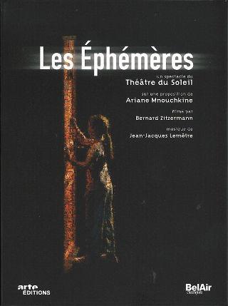 couverture Film Les Ephémères 2009