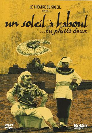 couverture Film Un soleil à Kaboul... ou plutôt deux ! 2008
