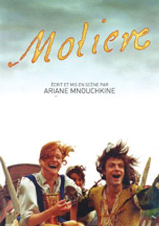 couverture Film Molière 1978