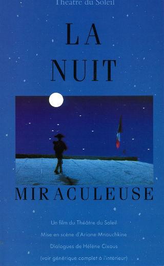 couverture Film La Nuit miraculeuse 1990