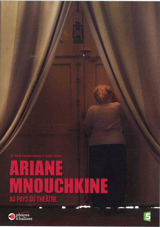 Film Ariane Mnouchkine au pays du Théâtre en français