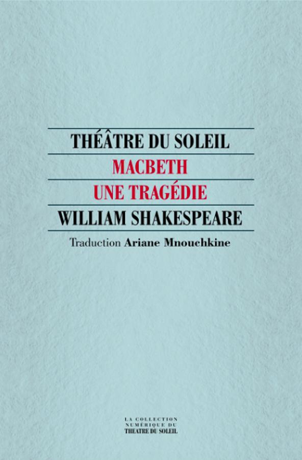 livre Macbeth en français