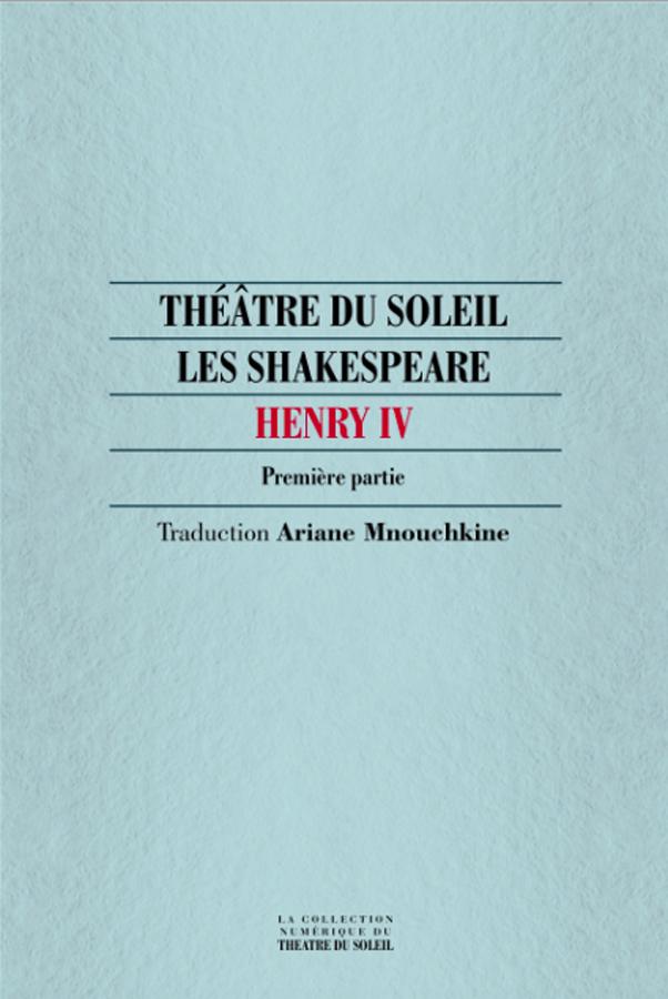 livre Henry IV en français