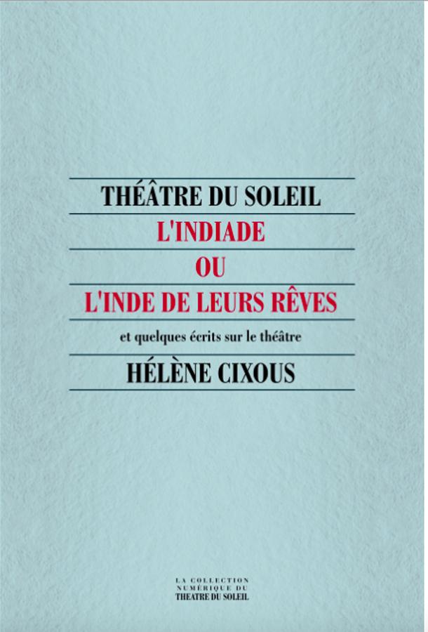 livre L'Indiade en français