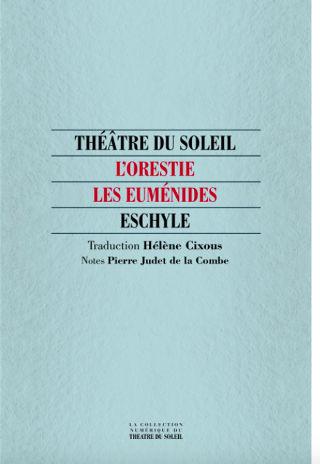 livre L'Orestie / Les Euménides 1992