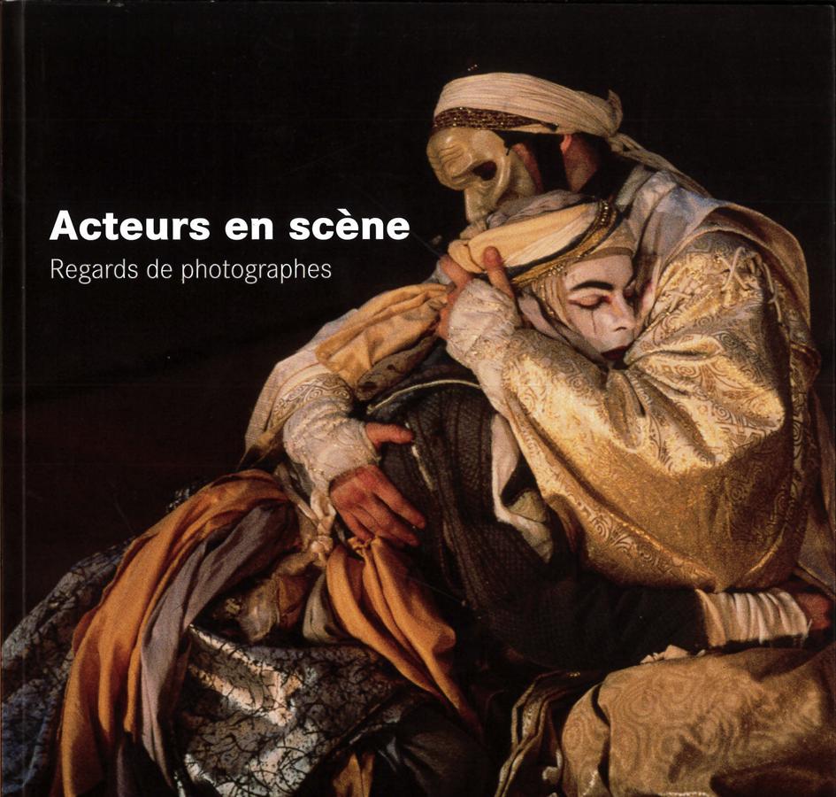 livre Acteurs en scène en français