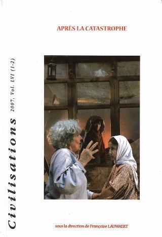livre Après la catastrophe 2007