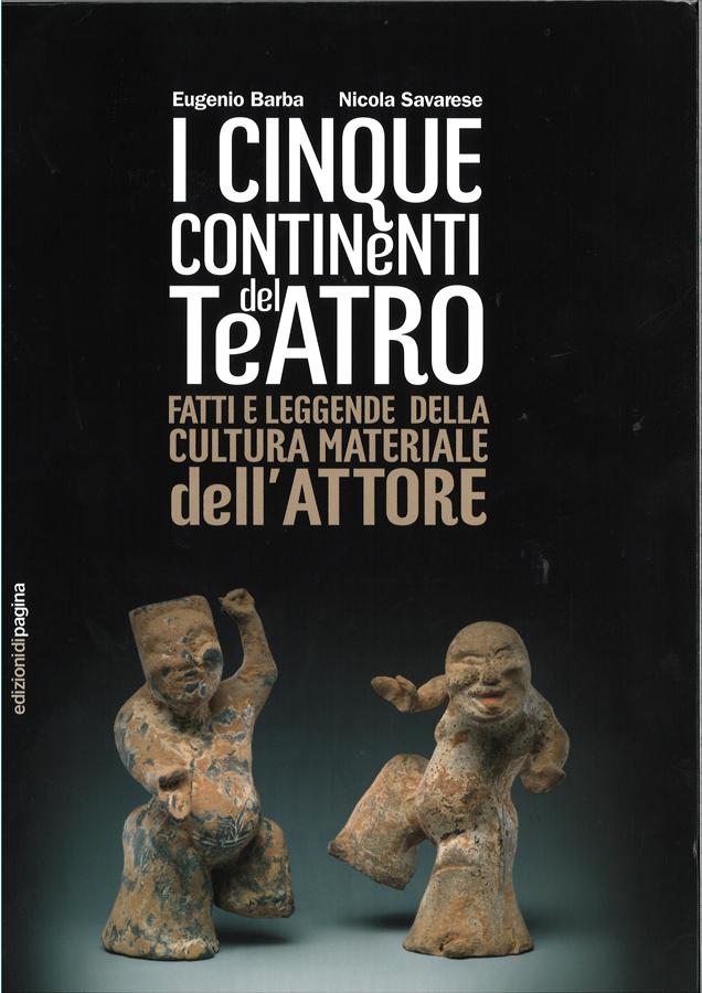livre I cinque continenti del teatro en italien