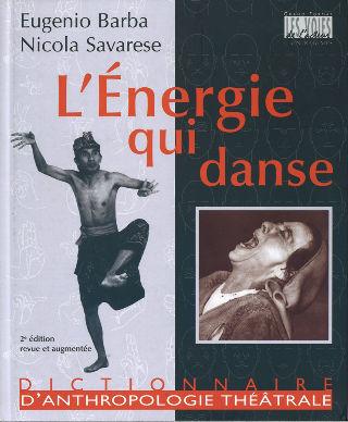 livre L'Energie qui danse 2008