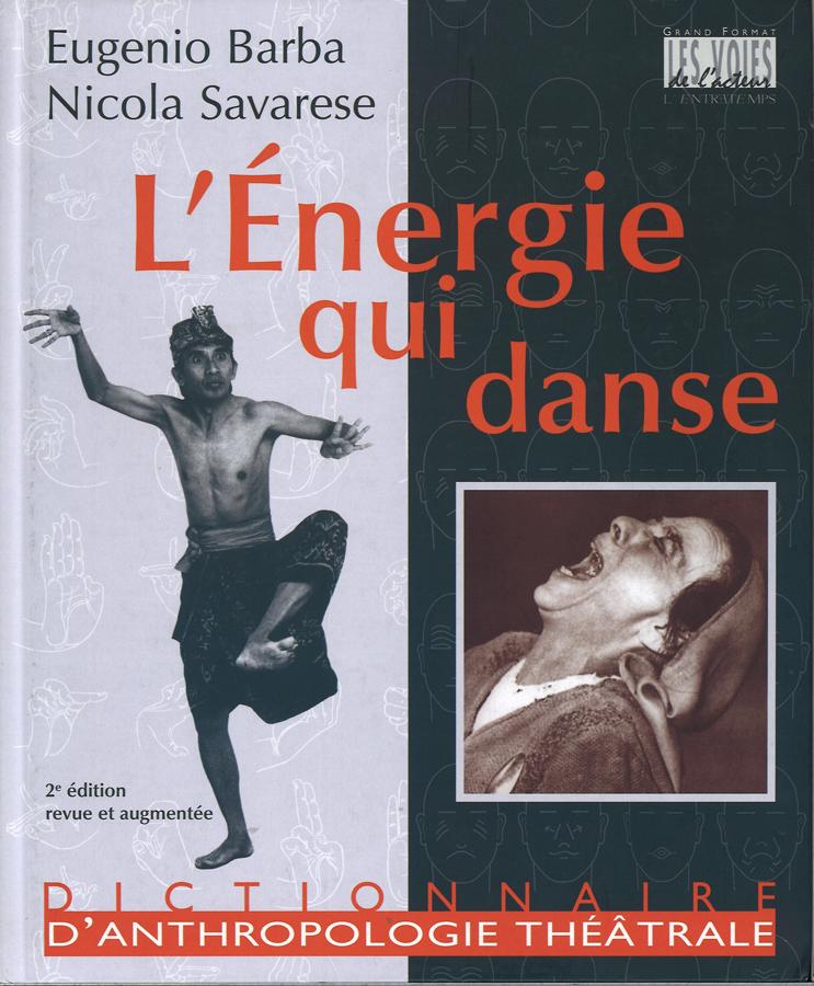 livre L'Energie qui danse en français