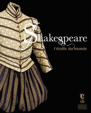 livre Shakespeare, l'étoffe du monde 2014