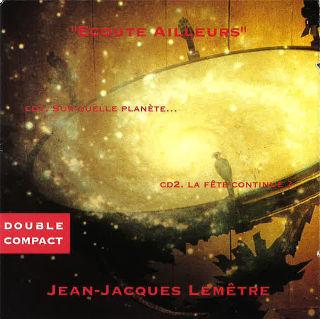 couverture Audio Ecoute ailleurs 1993