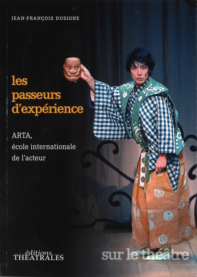 livre Les passeurs d'expériences en français