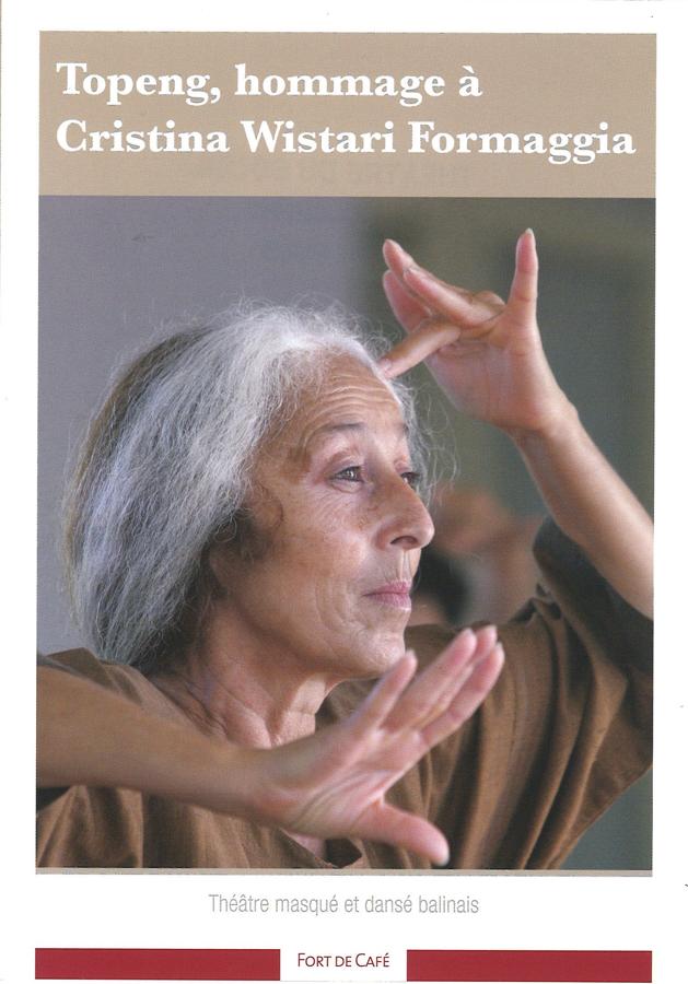 Film Topeng, hommage à Cristina Wistari Formaggia en français