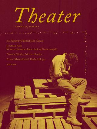 livre Theater Magazine 2011