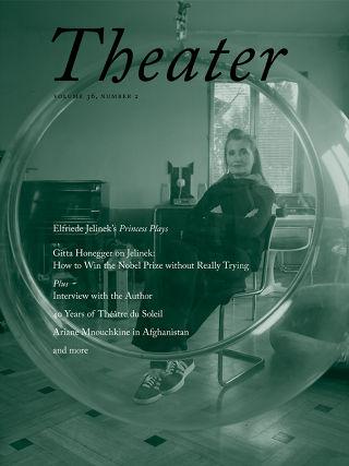 livre Theater Magazine  2006