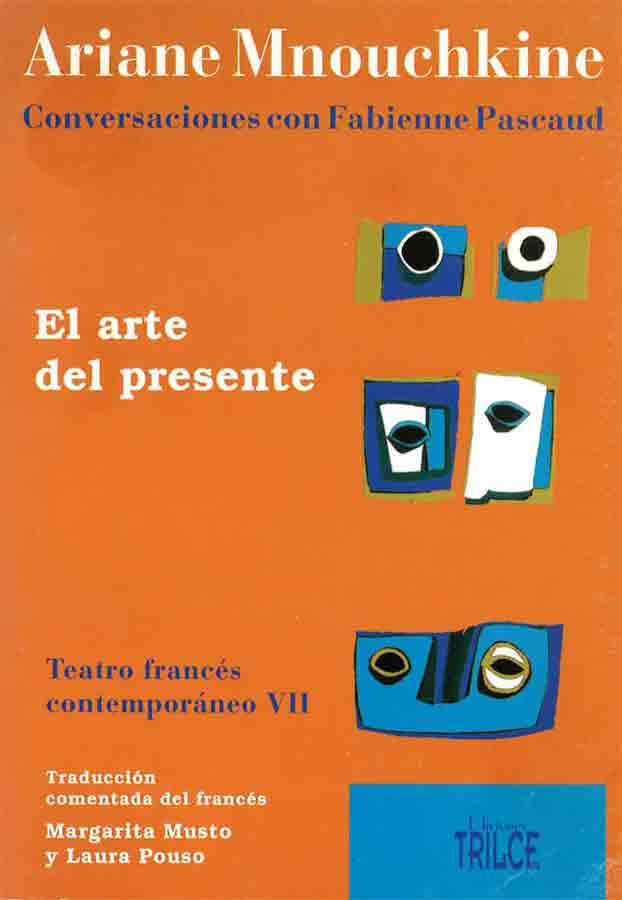 livre El arte del presente en espagnol