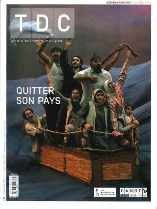 livre Quitter son pays 2016