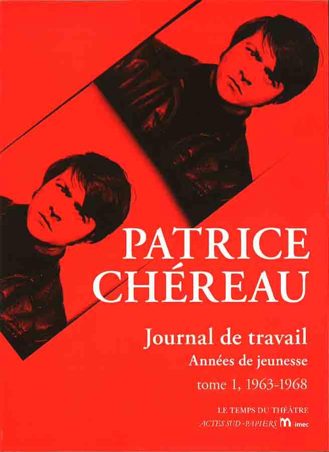 livre Patrice Chéreau en français