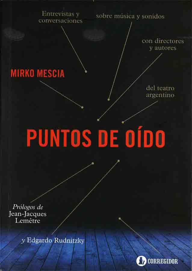 livre Puntos de oído en portugais