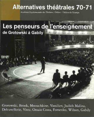 livre Les penseurs de l'enseignement 2000