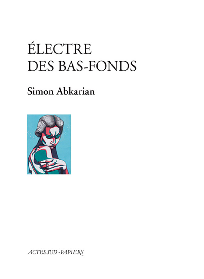livre Electre des bas-fonds en français