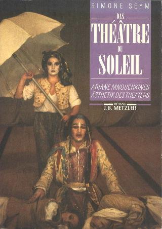 livre Das Théâtre du Soleil 1992