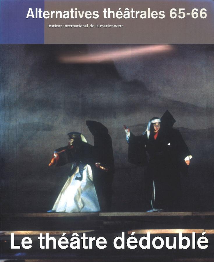 livre Alternatives théâtrales 65-66 en français