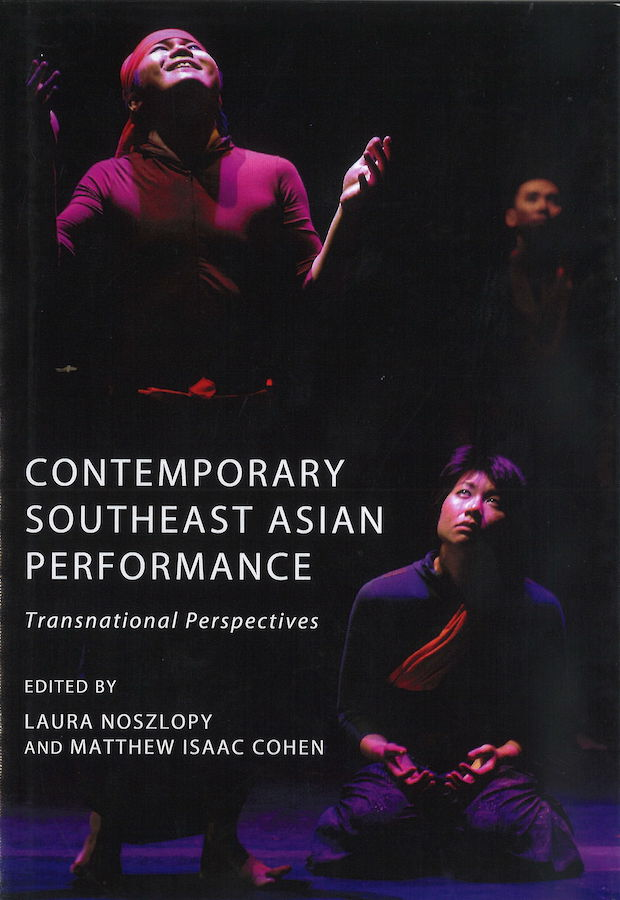 livre Contemporary Southeast Asian Performance en anglais
