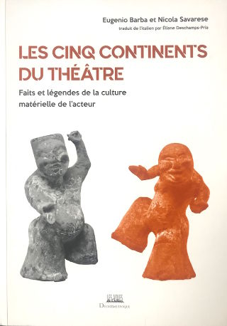 livre Les cinq continents du théâtre 2020