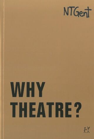 livre Why Theatre ? 2020